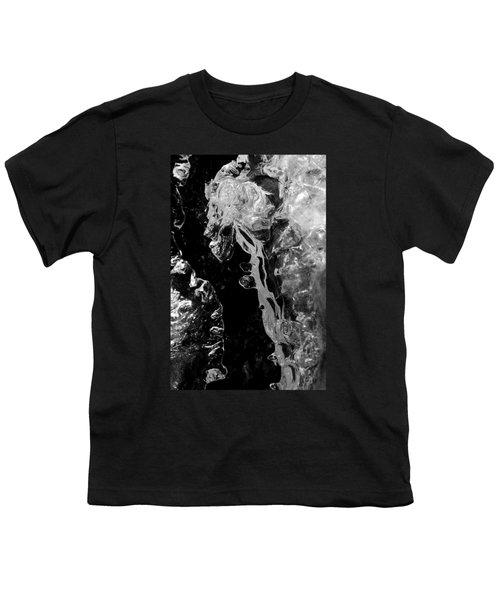 Ice Imagination Youth T-Shirt by Konstantin Sevostyanov