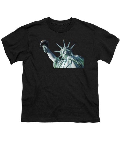 Liberty II Youth T-Shirt by  Newwwman
