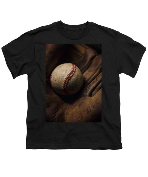 Meet Me At The Sandlot Youth T-Shirt by Heather Applegate