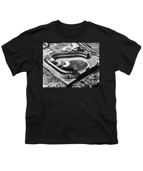 New York: Yankee Stadium Youth T-Shirt by Granger