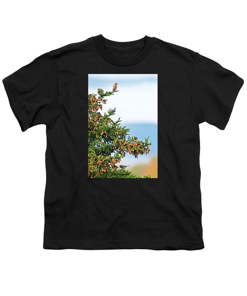 Out On A Limb # 2 Youth T-Shirt by Matt Plyler