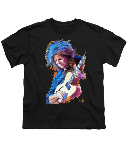 Pat Metheny Youth T-Shirt by Melanie D