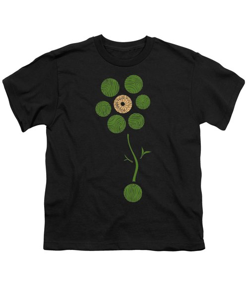 Spring Flower Youth T-Shirt by Frank Tschakert