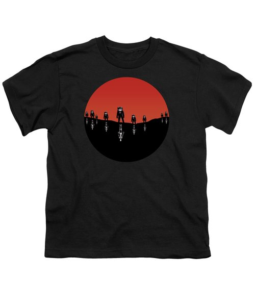 The Rust Coloured Soil - Something Strangely Familiar Youth T-Shirt by Zombie Rust