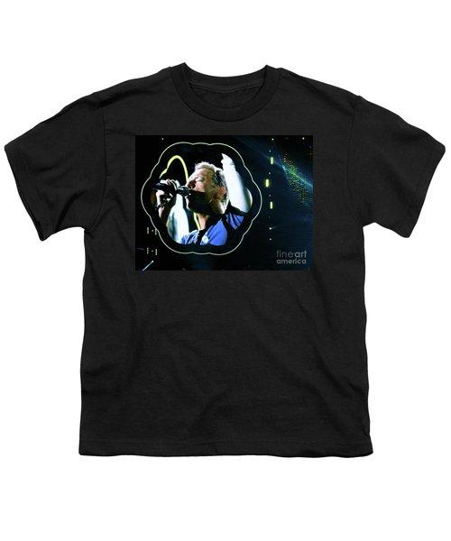 Chris Martin - A Head Full Of Dreams Tour 2016  Youth T-Shirt by Tanya Filichkin