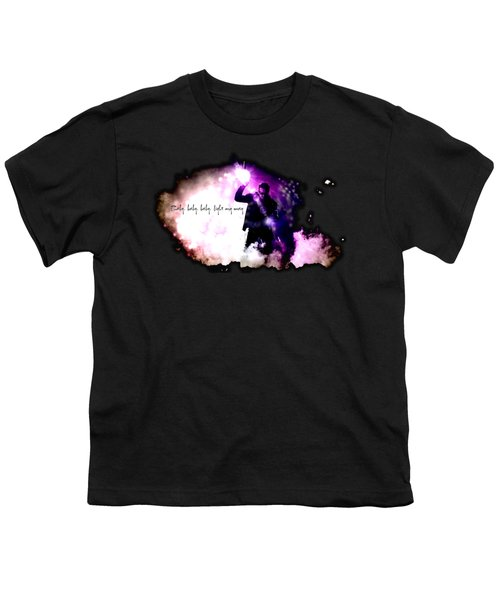 Ultraviolet Youth T-Shirt by Clad63