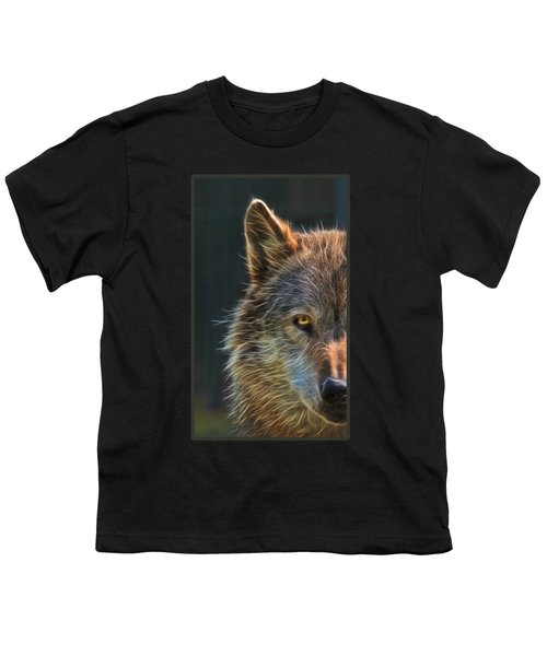 Wild Night Youth T-Shirt by Gill Billington