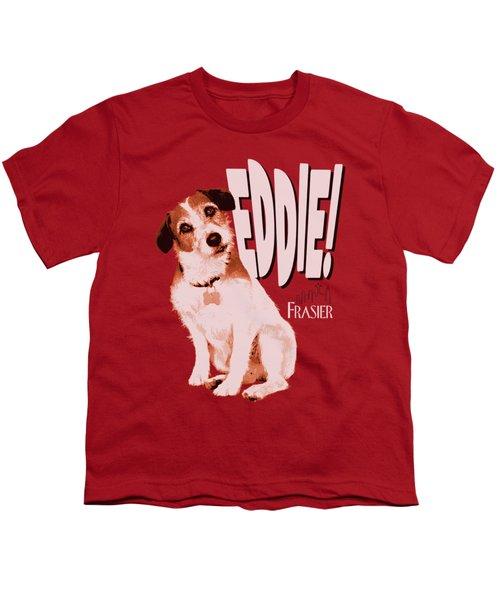 Frasier - Eddie Youth T-Shirt by Brand A