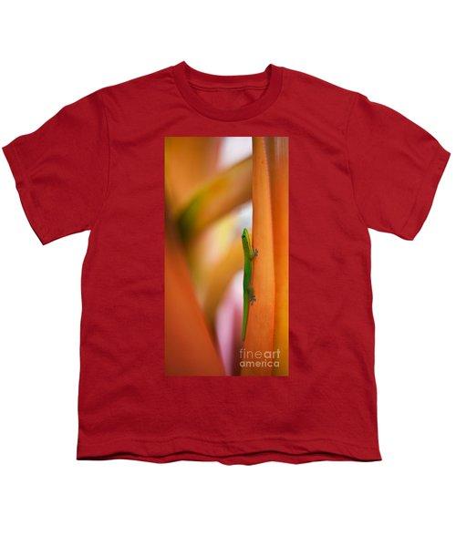 Island Friend Youth T-Shirt by Mike Reid