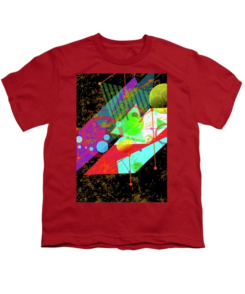 Coming Home Youth T-Shirt by Don Kuing