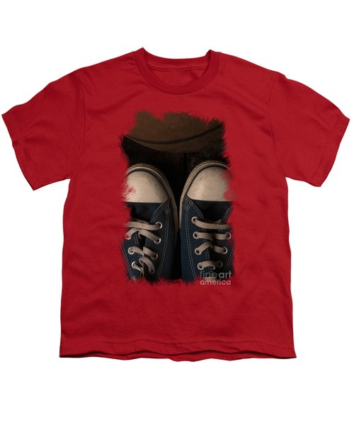Time To Play Youth T-Shirt by Eugene Campbell