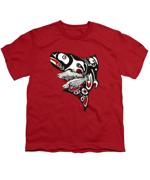Quin'nat Youth T-Shirt by Julio Lopez