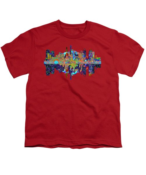 Tokyo Japan Youth T-Shirt by John Groves