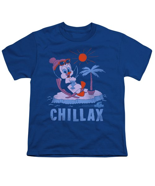 Chilly Willy - Chillax Youth T-Shirt by Brand A