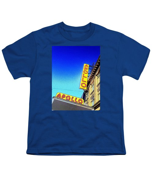 The Apollo Youth T-Shirt by Gilda Parente