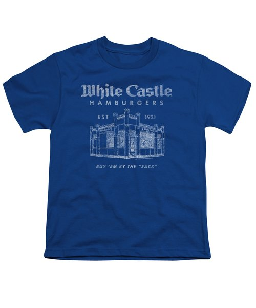 White Castle - By The Sack Youth T-Shirt by Brand A