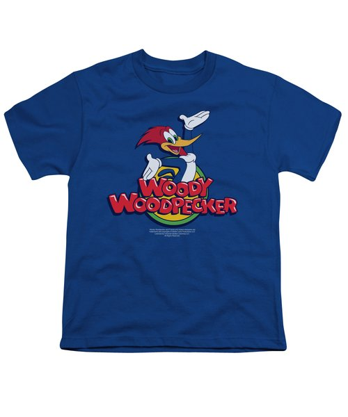 Woody Woodpecker - Woody Youth T-Shirt by Brand A