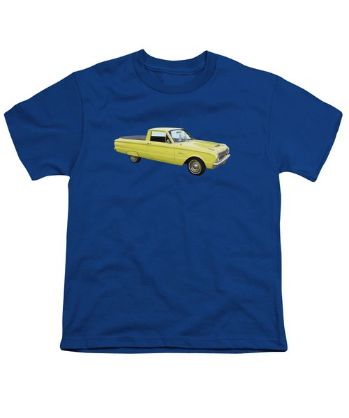 1962 Ford Falcon Pickup Truck Youth T-Shirt by Keith Webber Jr