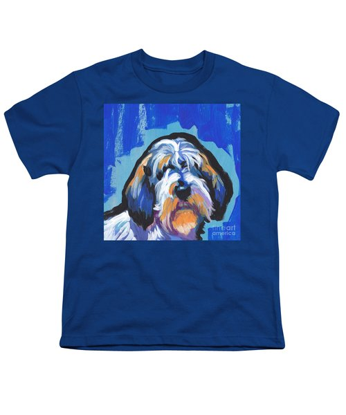 All Rhymes Pbgv Youth T-Shirt by Lea S