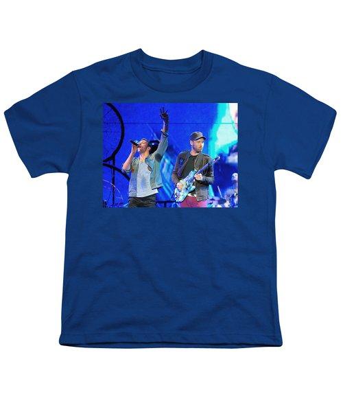 Coldplay6 Youth T-Shirt by Rafa Rivas