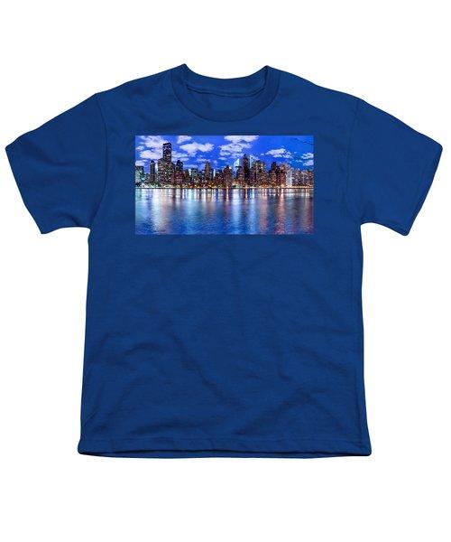Gothem Youth T-Shirt by Az Jackson
