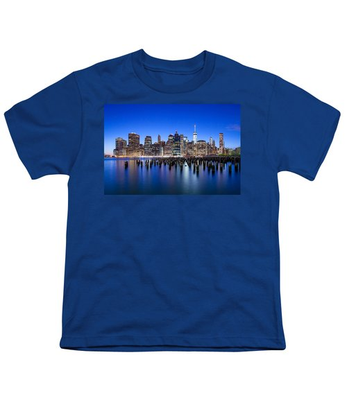 Inspiring Stories Youth T-Shirt by Az Jackson