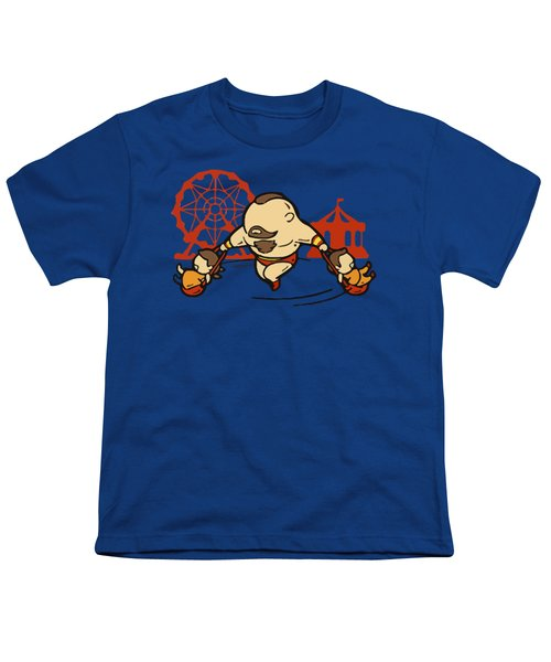 Return Youth T-Shirt by Opoble Opoble