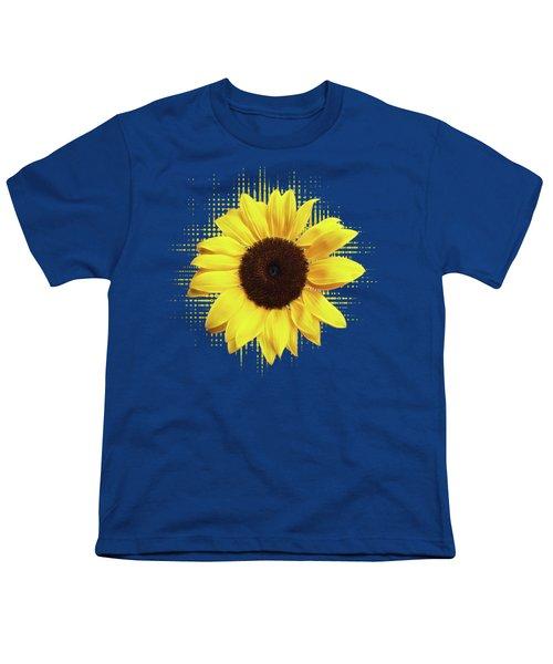 Sunlover Youth T-Shirt by Gill Billington