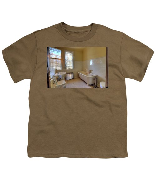 Glensheen Mansion Duluth Youth T-Shirt by Amanda Stadther