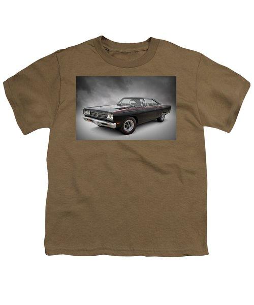'69 Roadrunner Youth T-Shirt by Douglas Pittman
