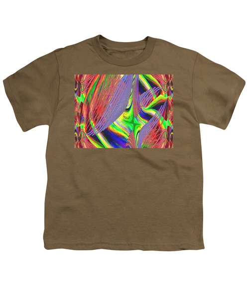 Albatross Dreamscape Youth T-Shirt by Tim Allen