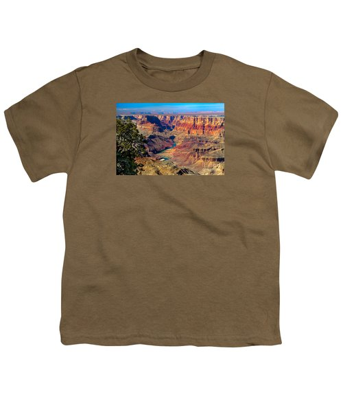 Grand Canyon Sunset Youth T-Shirt by Robert Bales
