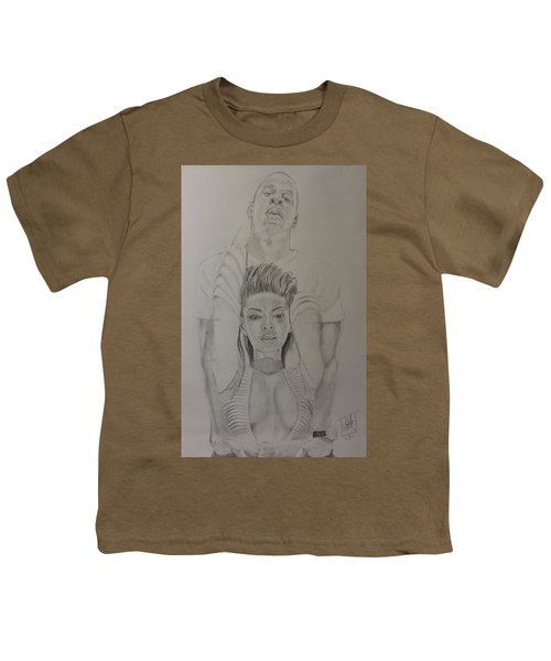 Jaybey Youth T-Shirt by DMo Herr