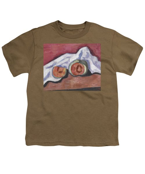 Melons Youth T-Shirt by Marsden Hartley