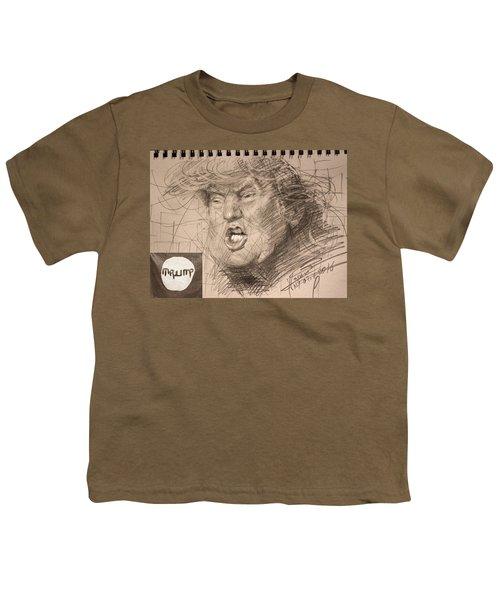 Trump Youth T-Shirt by Ylli Haruni