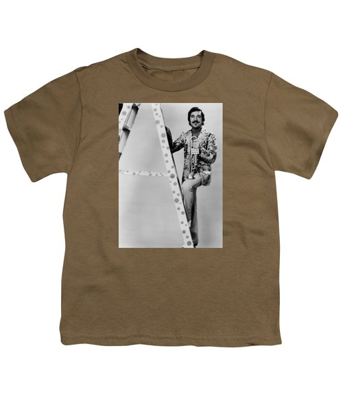 Band Leader Doc Severinson 1974 Youth T-Shirt by Mountain Dreams