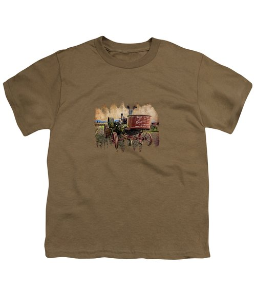 Buffalo Pitts Youth T-Shirt by Thom Zehrfeld