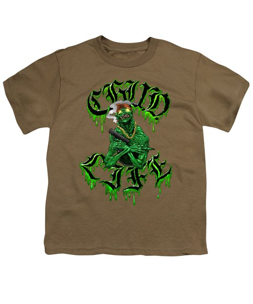 C.h.u.d. Life Youth T-Shirt by Kelsey Bigelow