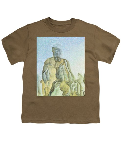 Cyclops Youth T-Shirt by Joaquin Abella