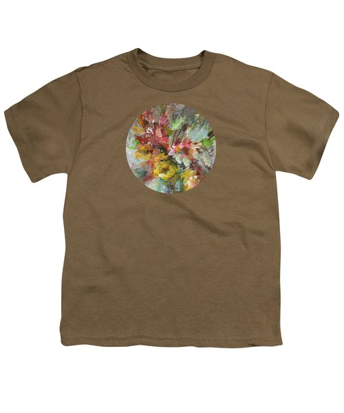 Grace And Beauty Youth T-Shirt by Mary Wolf