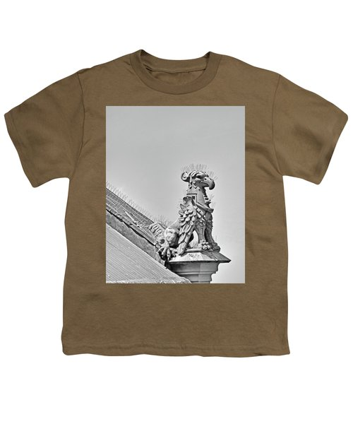 Griffin No. 270-1 Youth T-Shirt by Sandy Taylor