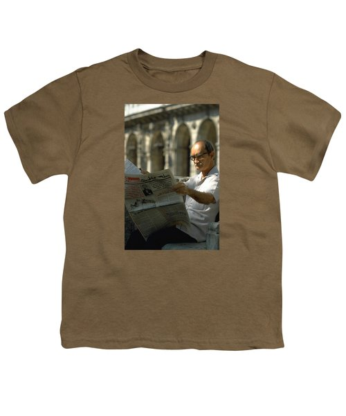 Youth T-Shirt featuring the photograph Havana by Travel Pics