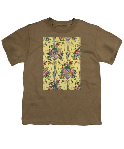 Melbury Hall Youth T-Shirt by Harry Wearne