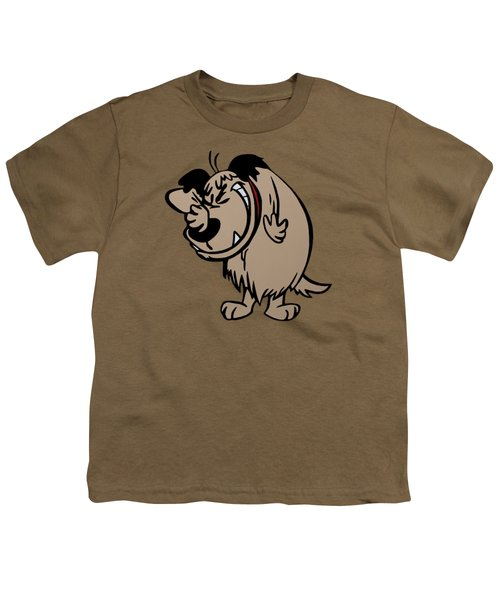 Muttley Youth T-Shirt by Ian King