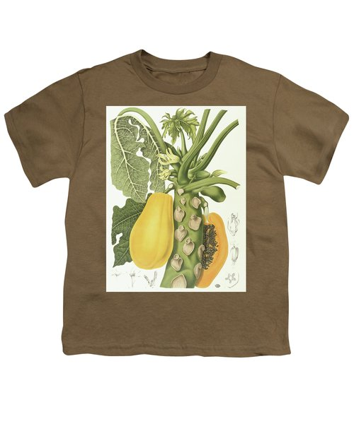 Papaya Youth T-Shirt by Berthe Hoola van Nooten