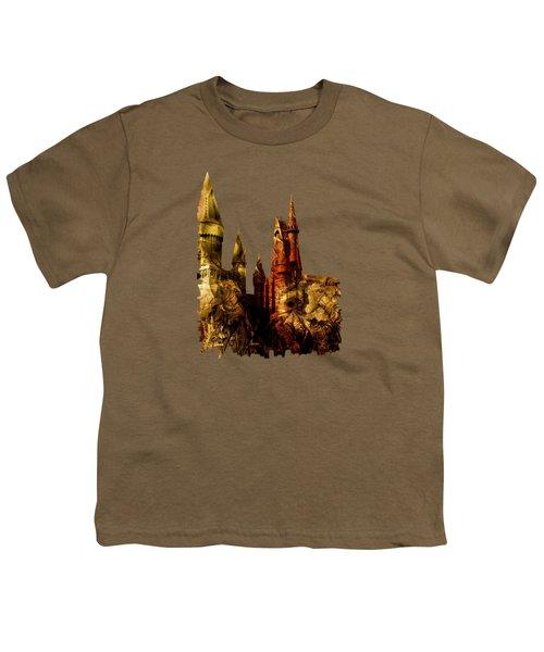 School Of Magic Youth T-Shirt by Anastasiya Malakhova