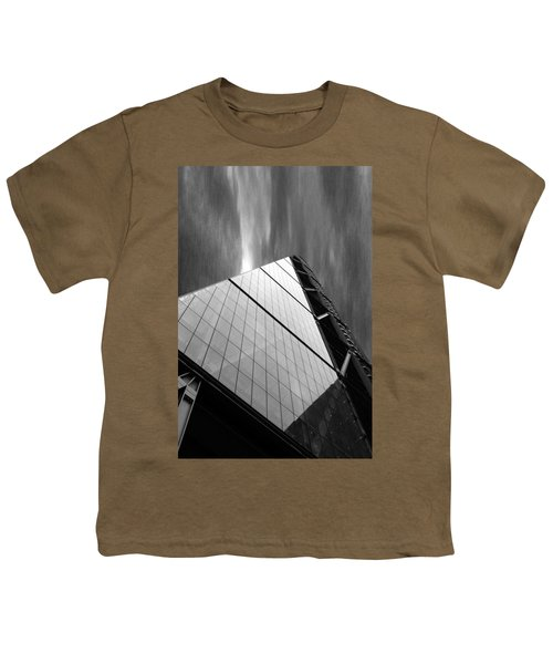 Sharp Angles Youth T-Shirt by Martin Newman