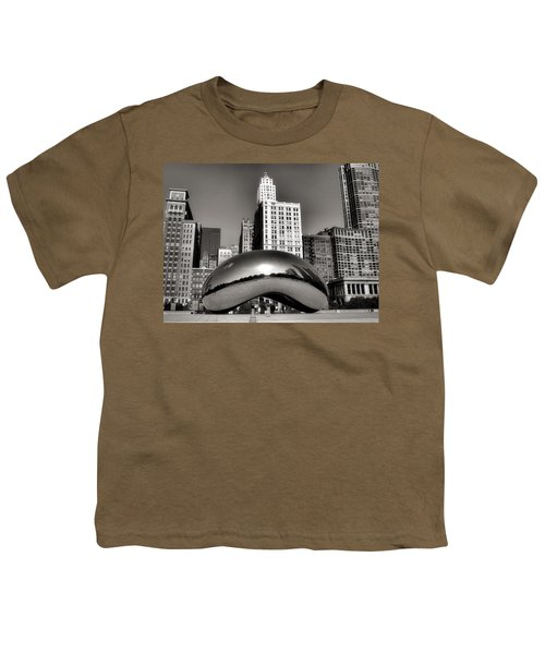 The Bean - 3 Youth T-Shirt by Ely Arsha