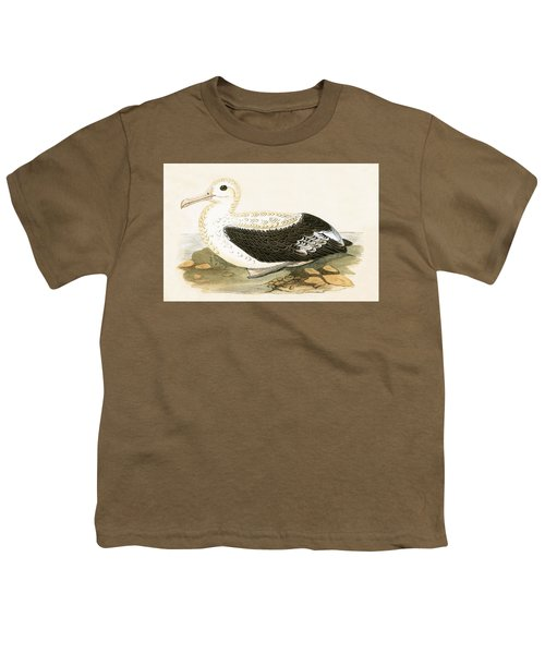 Wandering Albatross Youth T-Shirt by English School