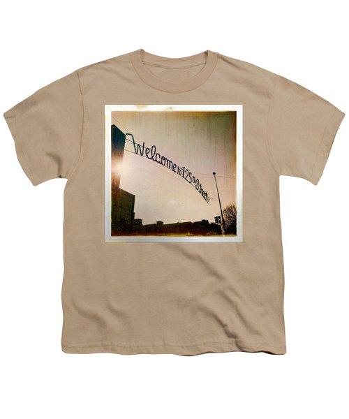 Harlem Youth T-Shirt by H James Hoff